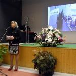 A Concelleira Teresa Vázquez Maseda